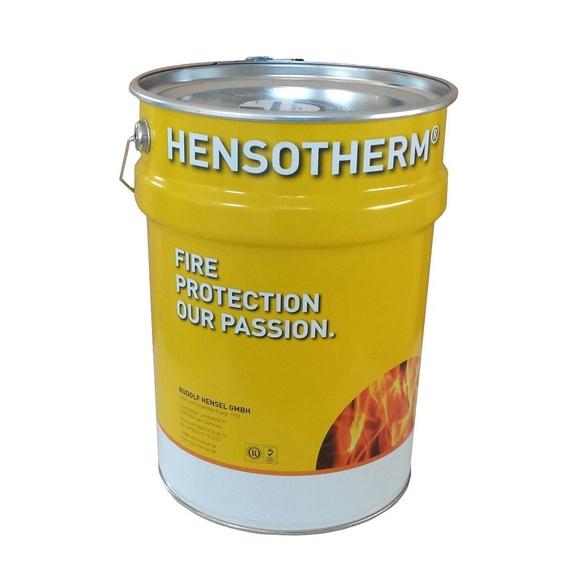 HENSOTHERM 310 KS Lahustipõhine tuletõkkevärv metallile välistöödeks